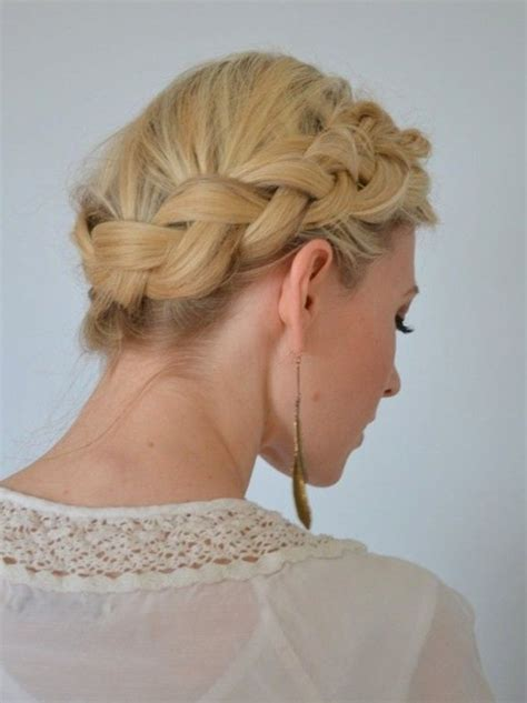 34 cute easy prom hairstyles hairstylo