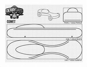 view source image pinewood derby cars pinterest With boy scouts pinewood derby templates