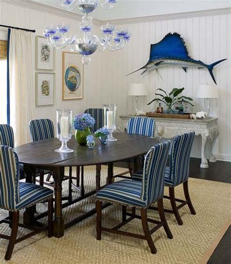 southern blue stripes interiors  color
