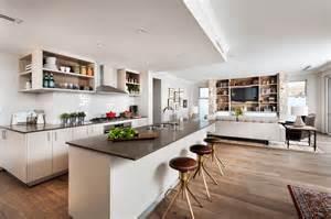 modern kitchen living room ideas open floor plans a trend for modern living