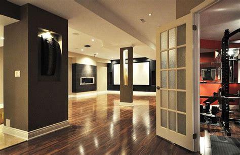 Home Design Ideas Basement by 25 Top Modern Basement Design Ideas