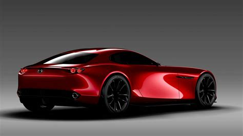Mazda RX-VISION concept unveiled at Tokyo Motor Show ...