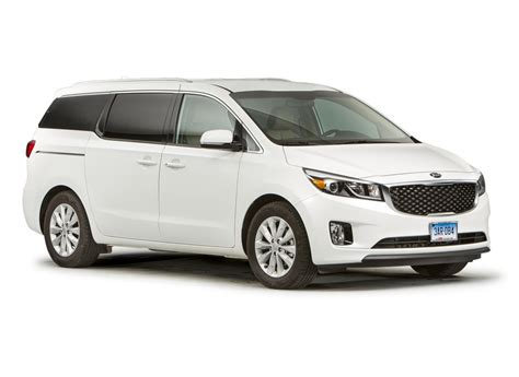 Most Affordable Minivan by Kia