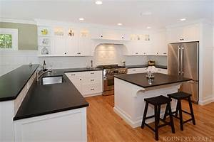 Custom White Kitchen Cabinetry in Short Hills, New Jersey