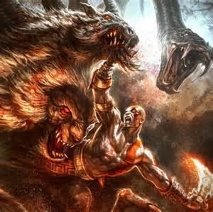 Real Chimera Mythology