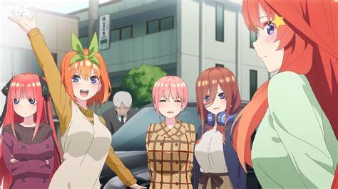 TV动画「五等分的新娘」第二季番宣CM公开,2021年1月播出 – 萌推社