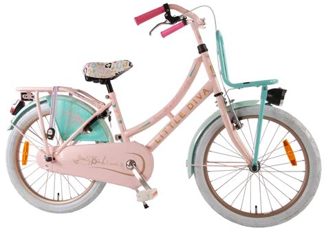 Little Diva 20 Inch Girls Bicycle