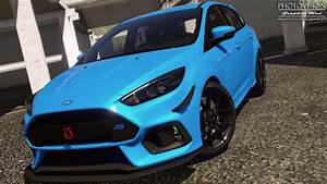 Ford Focus Rs 2017  Add  Replace