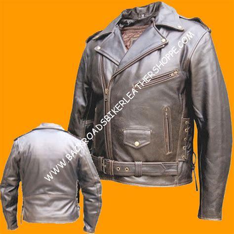retro motorcycle jacket mens retro brown leather biker motorcycle jacket coat old
