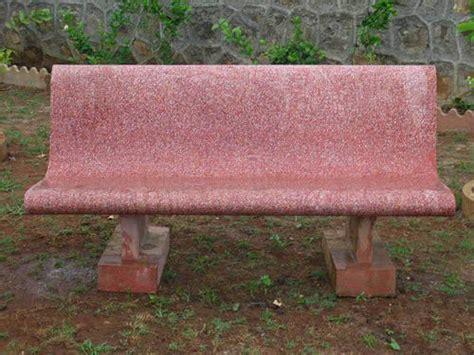 concrete garden bench outdoor benches metal garden bench manufacturer from mumbai