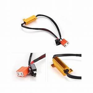 Ampoule Led 12 Volts Voiture : r sistance anti erreur pour ampoule h7 12 volts led effect ~ Medecine-chirurgie-esthetiques.com Avis de Voitures