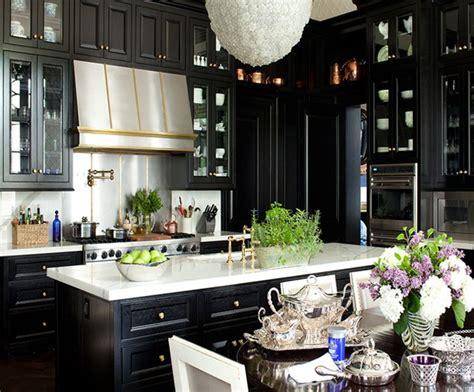 white or black kitchen cabinets kirsten kelli black kitchen 620 1854