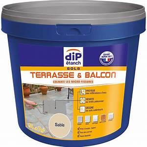 Peinture Balcon Sol : traitement d 39 tanch it sol terrasse balcon dip sable 5 ~ Premium-room.com Idées de Décoration