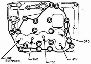 I Need A Transmission Diagram For 1995 Saturn Sl2