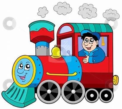 Engine Train Clipart Clip Railroad Hight Resulation