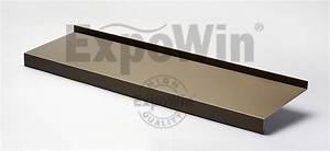 Appui De Fenetre Pvc : appuis de fen tres en aluminium courb s nez 40 mm ~ Premium-room.com Idées de Décoration