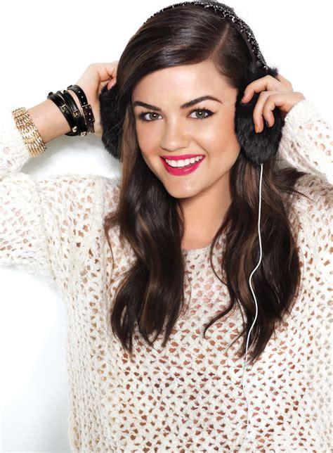 Lucy Hale - Mark Cosmetics 2013 - Magazine-Photoshoot ...