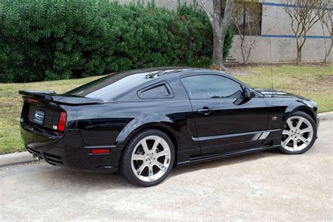2007 Ford Mustang Saleen S281 Sc