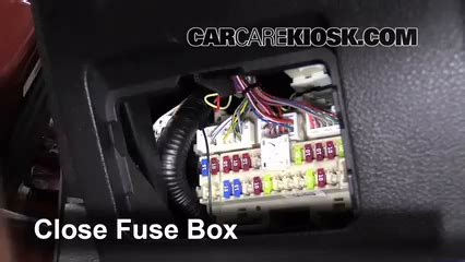 2010 Nissan Maxima Fuse Box Location by Interior Fuse Box Location 2009 2016 Nissan Gt R 2011