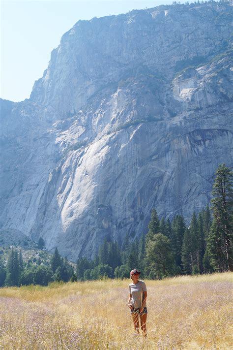 Travel Guide Yosemite National Park Bag You