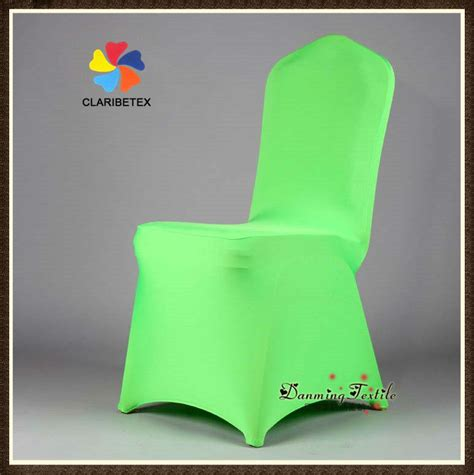 wholesale lycra spandex wedding chair cover in bright