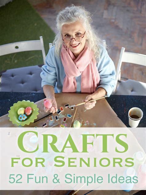 crafts  seniors  fun  simple ideas  inspire