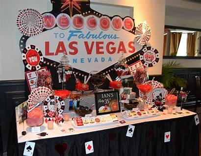 Casino Vegas Theme Candy Adult Decorations Fiesta