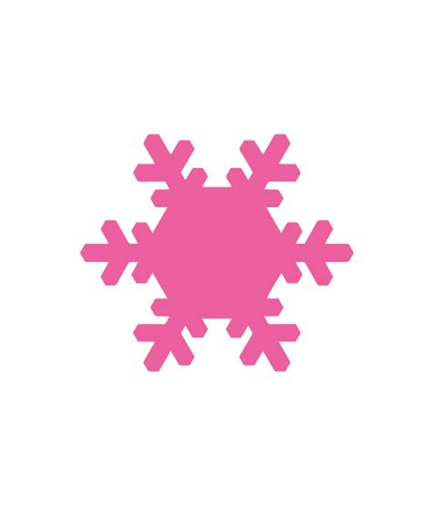 268 free vector graphics of snowflakes. Snowflake SVG File - Chicfetti