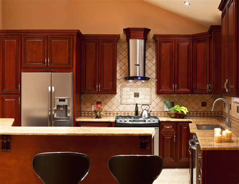 marvelous solid wood kitchen cabinets  modern  country