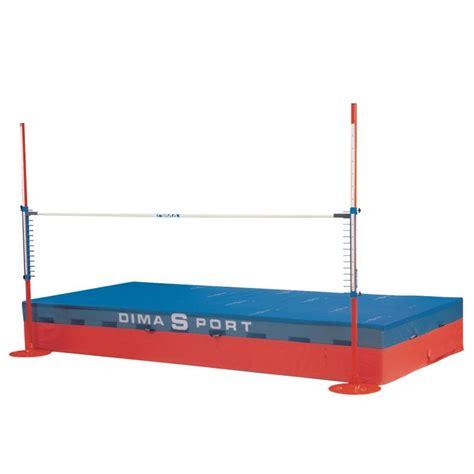 tapis de dima tapis sautoir de saut en hauteur monobloc athl 201 tisme dima clubs collectivit 233 s decathlon pro