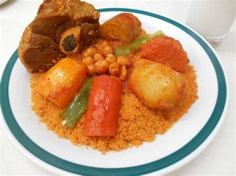 recette cuisine couscous tunisien couscous à l 39 agneau recette az