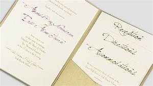 pockets for invitations cards lci paper company party With lci paper wedding invitations