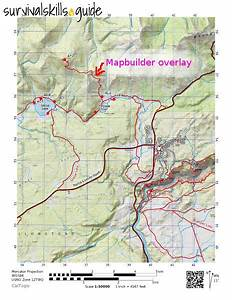 How To Make Printable Topo Maps For Free
