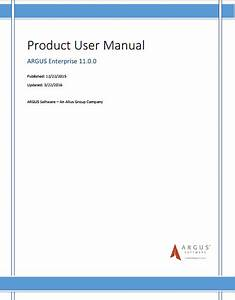 21  Free User Manual Template