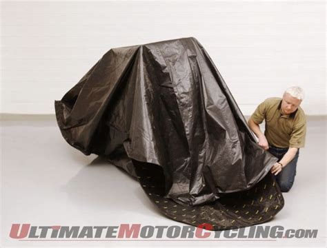Zerust Motorcycle Cover Review