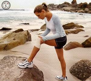 Мазь для лечения растяжения коленного сустава