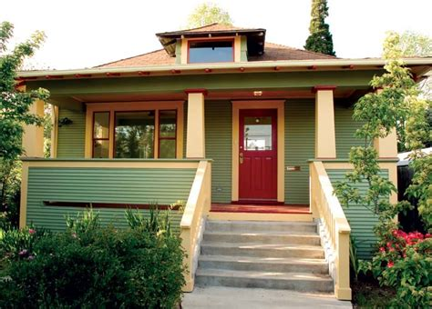 How To Design A Bungalow Porch  Old House Restoration