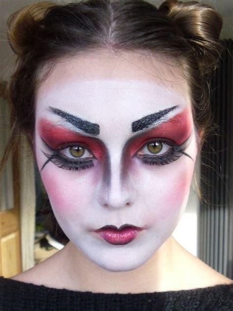 geisha halloween   tutorial halloweentip