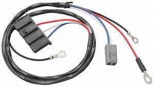 M U0026h 1966 Cadillac Generator To Voltage Regulator Harness