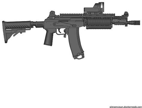 Imi Galil Tactical 5.56