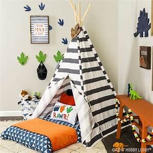 8 new bedroom and playroom decor ideas for kids With boys room dinosaur decor ideas