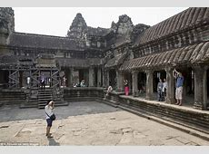 The six foot tall guardian of Angkor Wat unearthed Daily