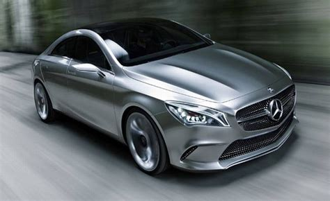 Mercedes-benz Concept Style Coupe Pictures Leak, Previews