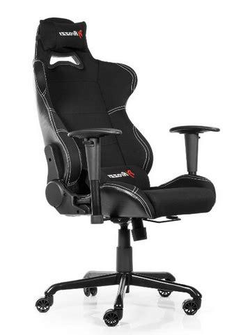 chaise de bureau de gamer