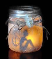 fairy lantern  tutorial fairy gardens australia