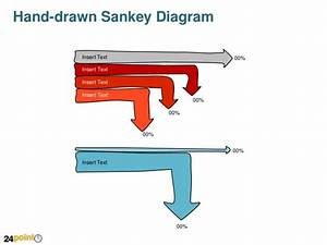 Hand Drawn Sankey Diagram 2