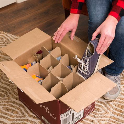 Wine Box Shoe Storage ? The Family Handyman