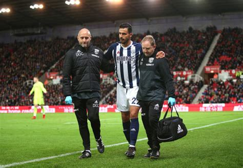 Early team news as West Brom suffer huge injury blow and ...