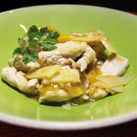 comment cuisiner au wok emincé de dinde à la mangue et aux poireaux cuisine