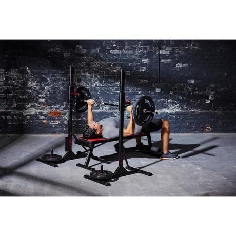 Banc De Musculation Pliable Ba 100  Domyos By Decathlon